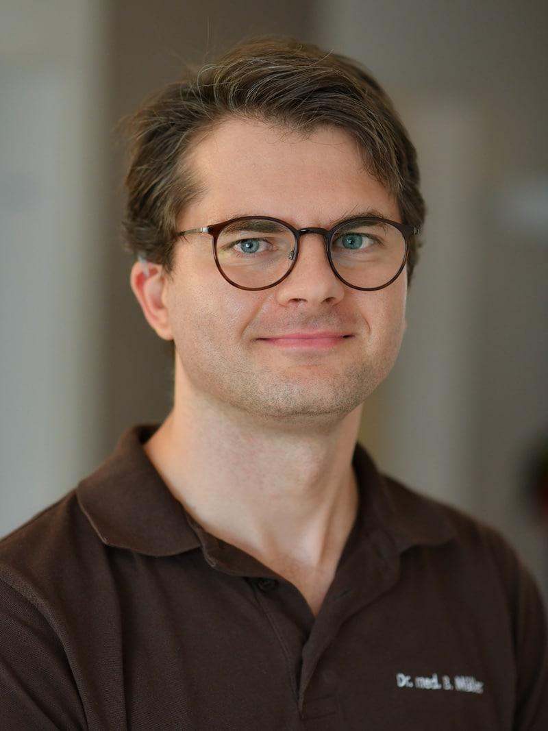 Dr. med. Boris Müller-Laue
